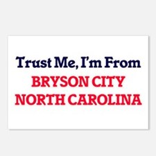 Trust Me, I'm from Bryson Postcards (Package of 8)