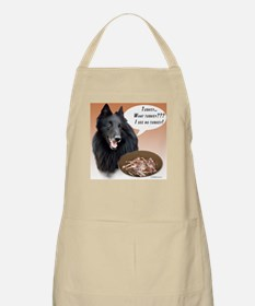 Belgian Sheep Turkey BBQ Apron