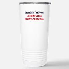Trust Me, I'm from Cher Stainless Steel Travel Mug