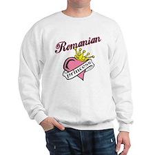 Romanian Princess Sweater