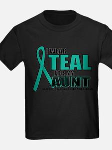 OC: Teal For Aun T-Shirt