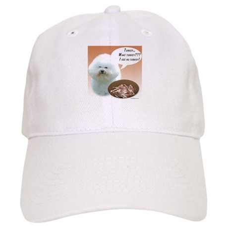 Bichon Turkey Cap