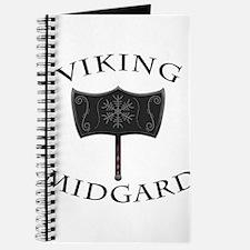 Viking Mjolnir Black Journal