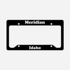 Meridian ID License Plate Holder