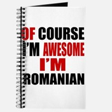 Of Course I Am Romanian Journal