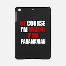 Of Course I Am Panamanian iPad Mini Case