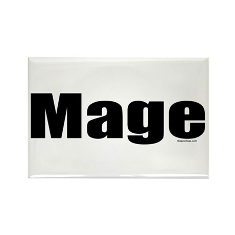 Mage Rectangle Magnet