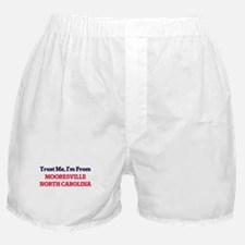 Trust Me, I'm from Mooresville North Boxer Shorts
