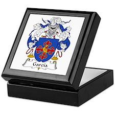 García II Keepsake Box