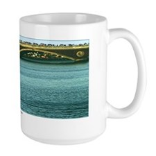 """A Rower at the Head of the Charles"" Mug"