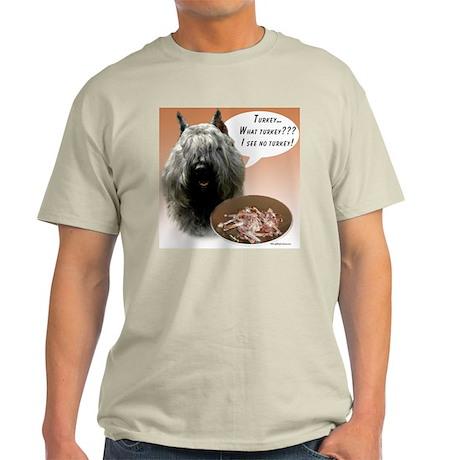 Bouvier Turkey Light T-Shirt