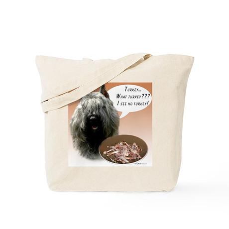 Bouvier Turkey Tote Bag