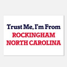 Trust Me, I'm from Rockin Postcards (Package of 8)