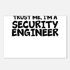 Trust Me, I'm A Security Engineer Postcards (P