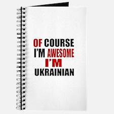 Of Course I Am Ukrainian Journal