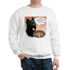 Briard Turkey Sweatshirt