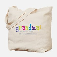grandma warm hugs Tote Bag