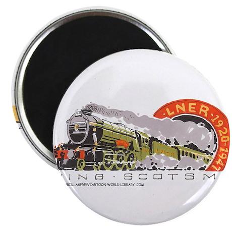 Flying Scotsman Magnet
