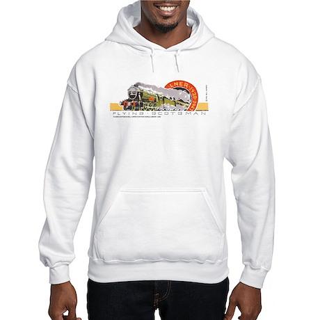 Flying Scotsman Hooded Sweatshirt