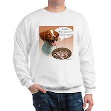 Brittany Turkey Sweatshirt
