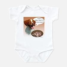Brittany Turkey Infant Bodysuit
