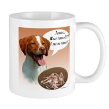 Brittany Turkey Mug