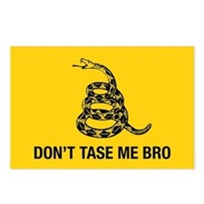 Cool Don't taze me bro Postcards (Package of 8)