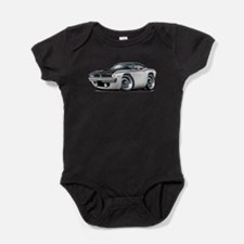 Cute Plymouth Baby Bodysuit