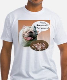 Bulldog Turkey Shirt