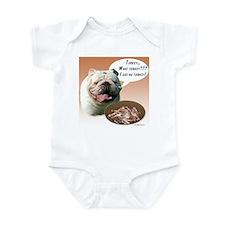 Bulldog Turkey Infant Bodysuit