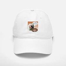 Bulldog Turkey Baseball Baseball Cap