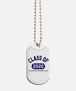 Class of 2020 Dog Tags