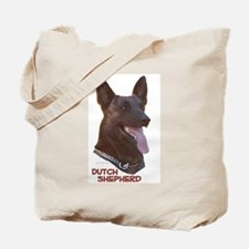 Dutch Shepherd Tote Bag