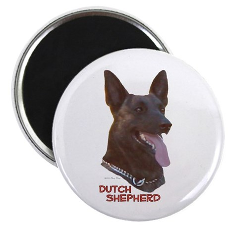 Dutch Shepherd Magnet
