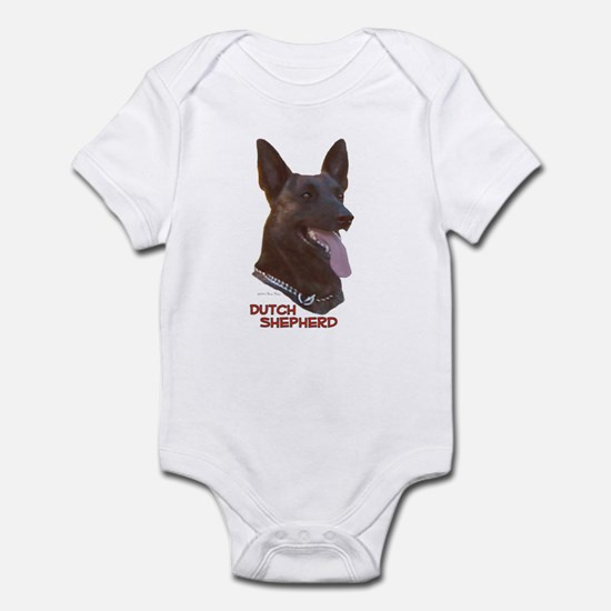 Dutch Shepherd Infant Creeper