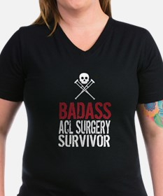 Badass ACL Surgery Survivor T-Shirt