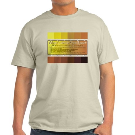 What Color is Your Beer? Light T-Shirt