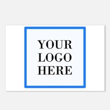 Your Logo Here Postcards (Package of 8)