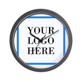 Logo Wall Clocks