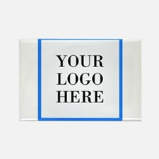 Your Logo Here Magnets