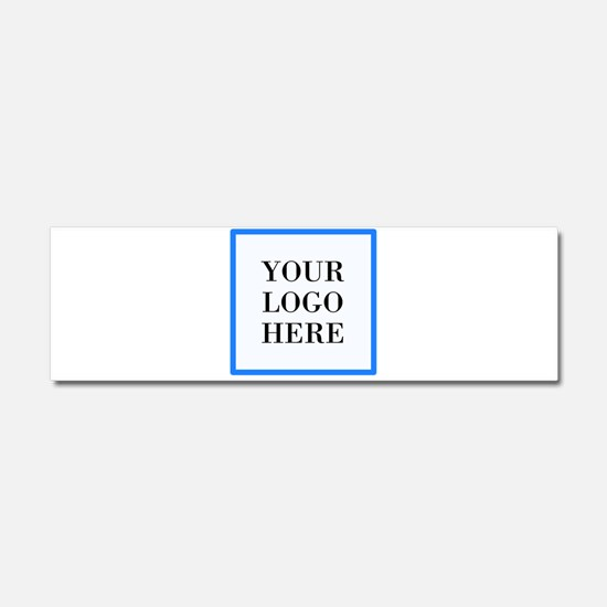 Your Logo Here Car Magnet 10 x 3