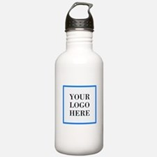 Your Logo Here Water Bottle
