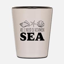 Unique Sea Shot Glass