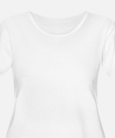 Your Logo Here Plus Size T-Shirt