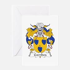 Gamboa Greeting Card