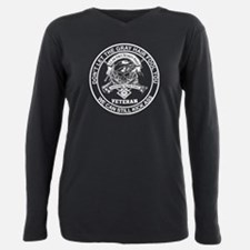 Funny Navy diver Plus Size Long Sleeve Tee