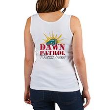Dawn Patrol on the Florida Coast Women's Tank Top