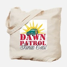 Dawn Patrol on the Florida Coast Tote Bag