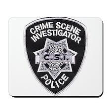 CSI Las Vegas Mousepad