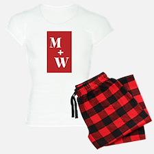 Monogram Plus Monogram Pajamas